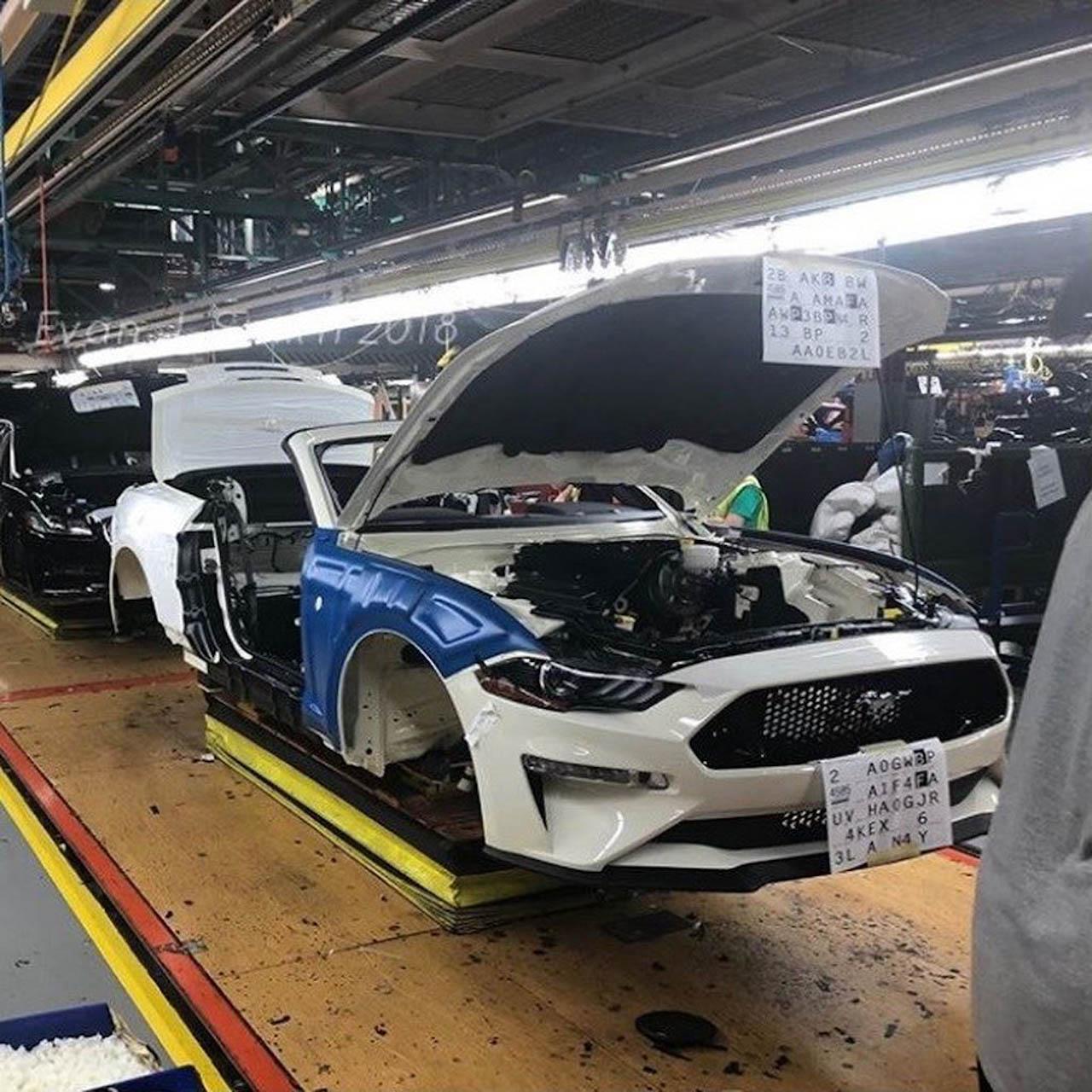 Ford Mustang thứ 10 triệu chính thức ra mắt công chúng