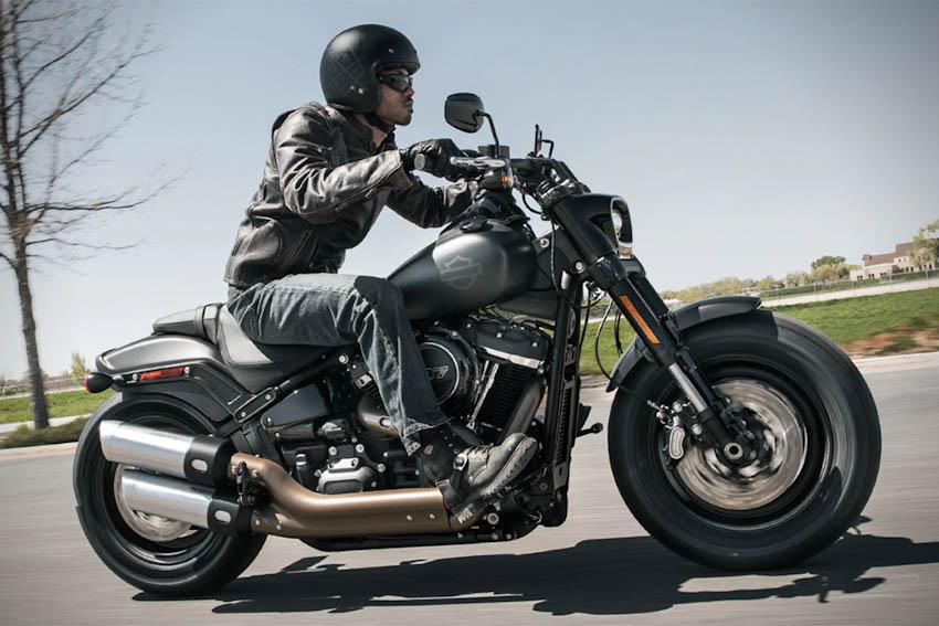 Harley-Davidson đăng ký sáng chế hệ thống phanh khẩn cấp trên môtô