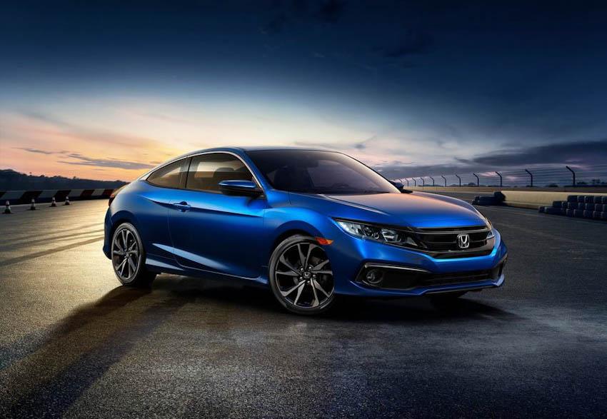 Honda Civic Sedan và Coupe 2019 nâng cấp, thêm bản Sport mới