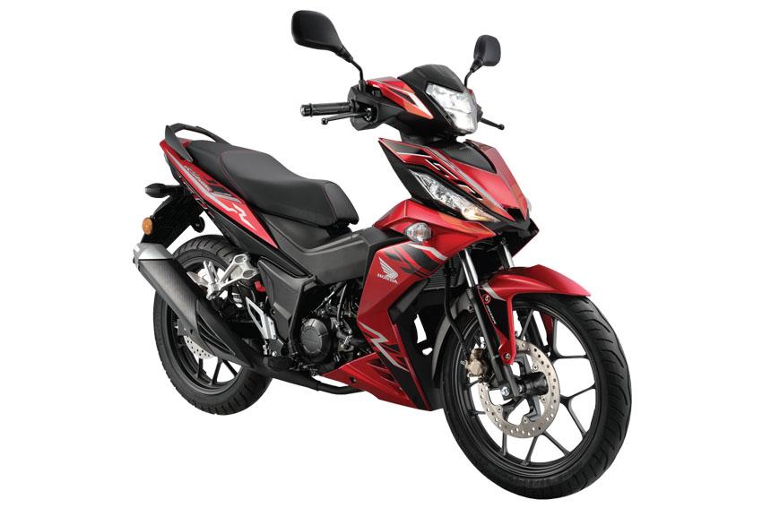 Honda Winner 2018 phiên bản màu mới giá 45,6 triệu tại Malaysia