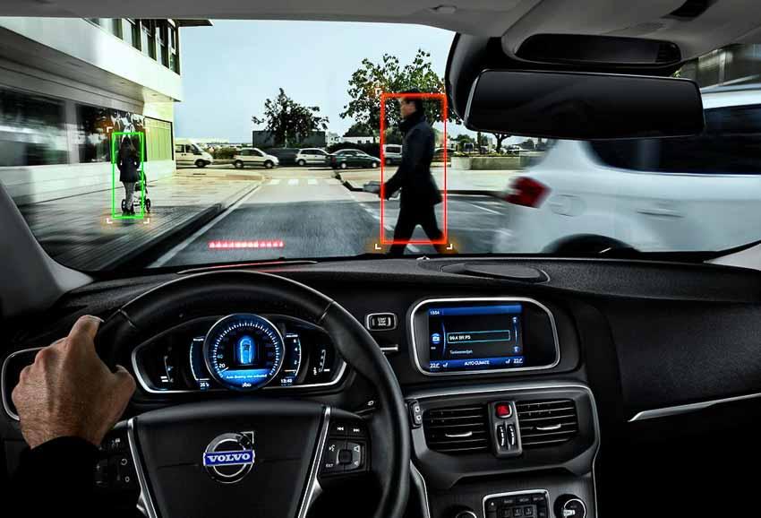 IIHS cảnh báo: Không ỷ lại công nghệ trợ giúp lái xe 2