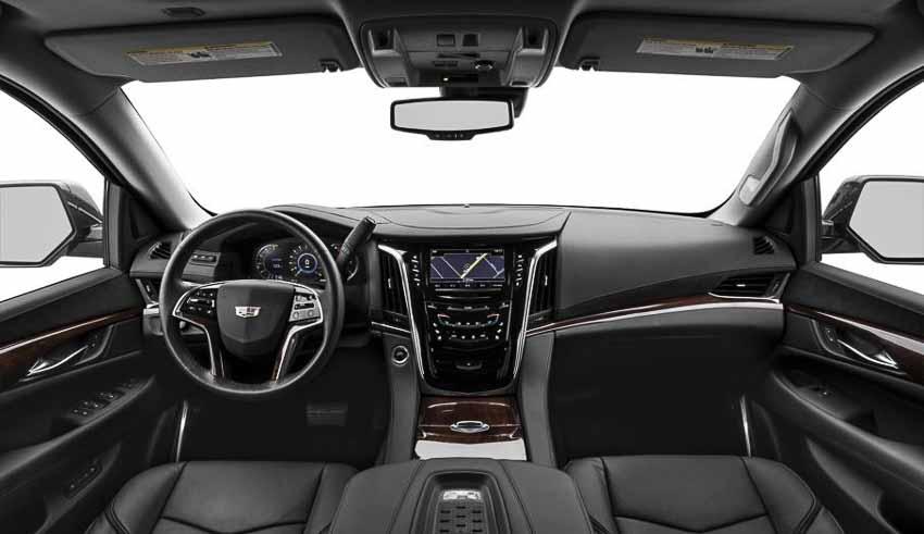 SUV hạng sang Cadillac Escalade 2020 có ba phiên bản động cơ