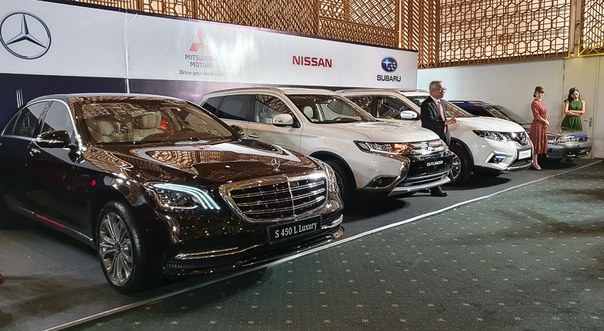 Vietnam Motor Show 2018 - Sự kiện triển lãm ôtô lớn nhất-13