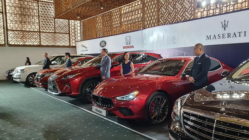 Vietnam Motor Show 2018 - Sự kiện triển lãm ôtô lớn nhất-11