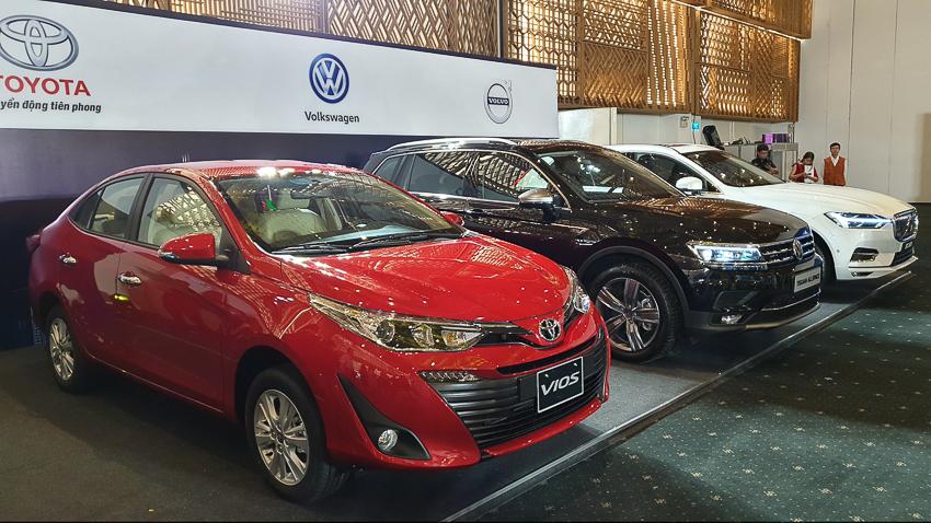 Vietnam Motor Show 2018 - Sự kiện triển lãm ôtô lớn nhất-17