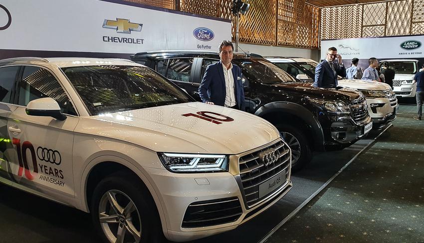 Vietnam Motor Show 2018 - Sự kiện triển lãm ôtô lớn nhất-3