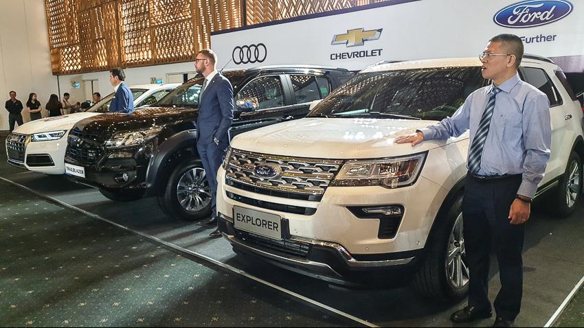 Vietnam Motor Show 2018 - Sự kiện triển lãm ôtô lớn nhất-4
