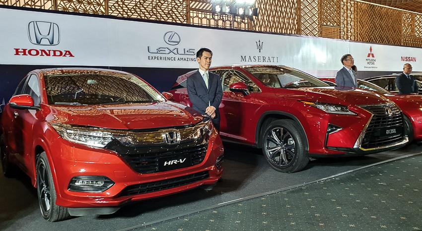 Vietnam Motor Show 2018 - Sự kiện triển lãm ôtô lớn nhất-7