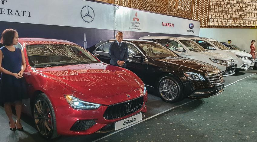 Vietnam Motor Show 2018 - Sự kiện triển lãm ôtô lớn nhất-8