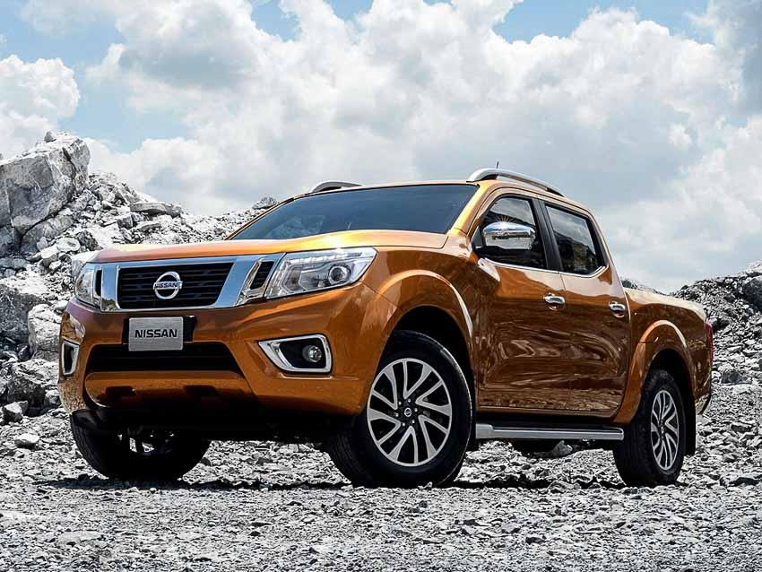 Xe bán tải Nissan Navara VL Plus ra mắt ở Malaysia, giá từ 688 triệu