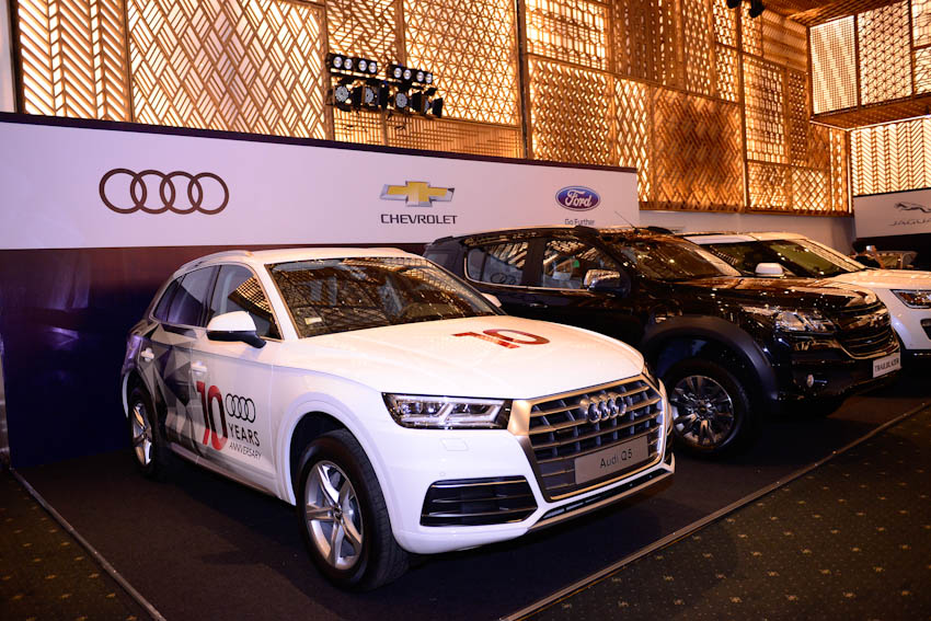 Audi tham dự Triển lãm Ô tô Việt Nam 2018
