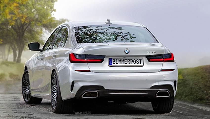 BMW 3 Series sẽ ra mắt tháng 10 tới tại triển lãm Paris Motor Show