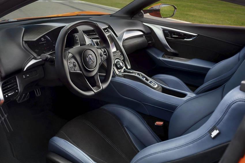 Honda NSX 2019 nâng cấp mạnh mẽ hơn với giá từ 158.000 USD