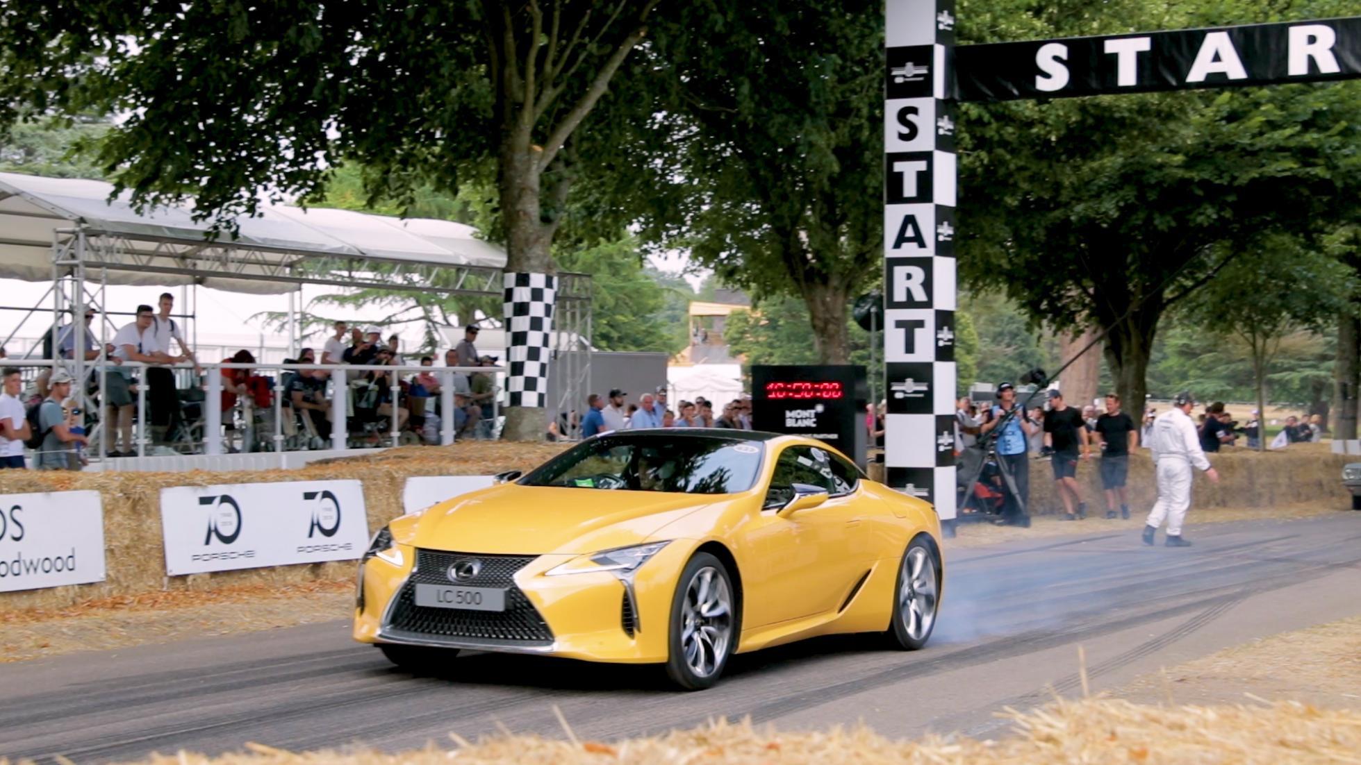 Lexus LC bản giới hạn sẽ xuất hiện tại Paris Motor Show vào tháng 10