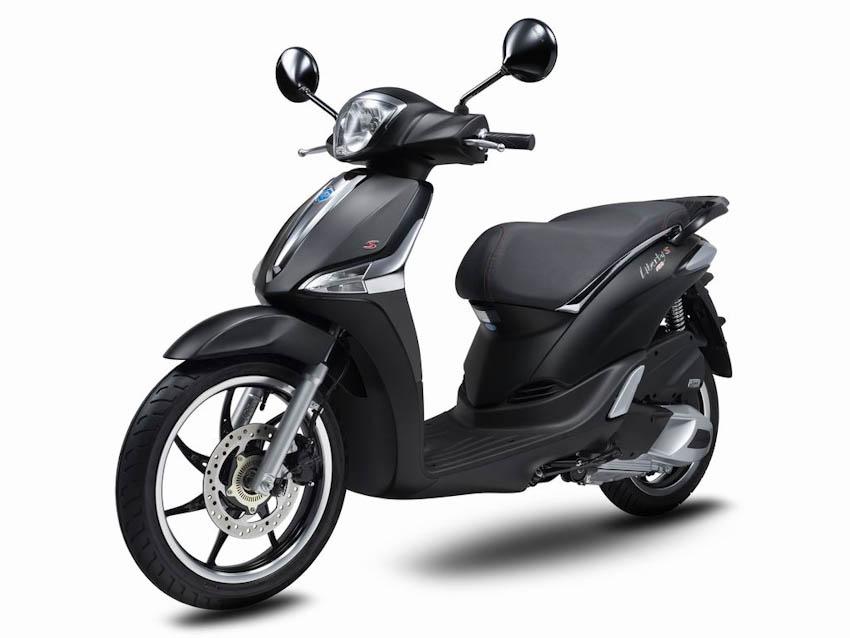 Piaggio và Vespa bổ sung phiên bản mới tại Việt Nam