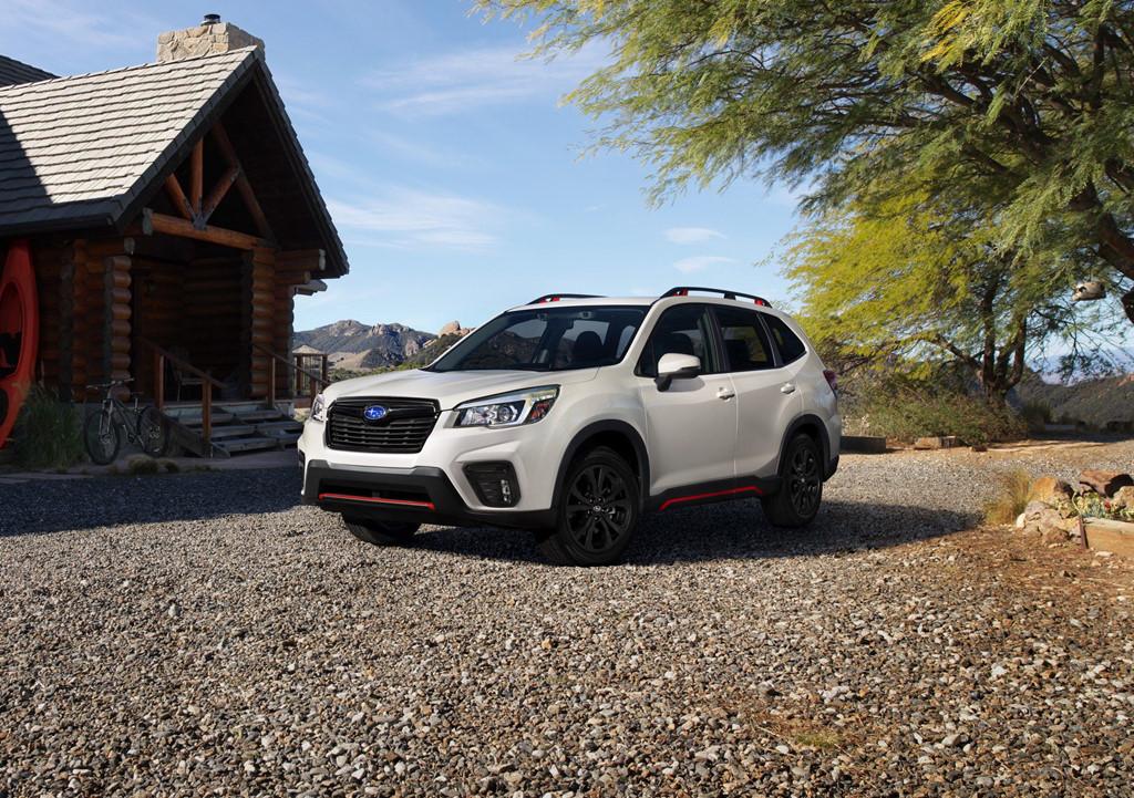 Subaru Forester 2019 chốt giá từ 565 triệu VNĐ tại Mỹ