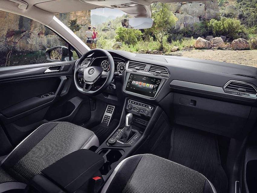 Volkswagen Tiguan Offroad ra mắt tại Triển lãm Ô tô Moscow 2018