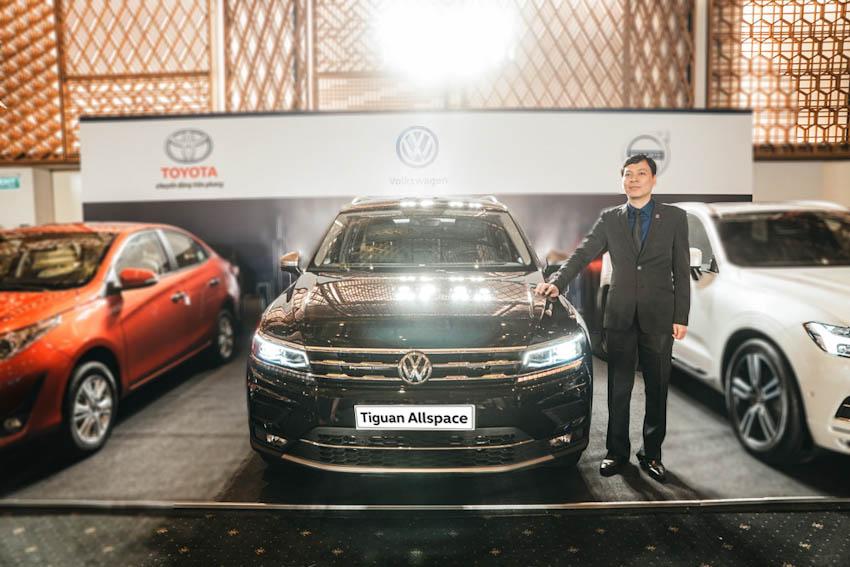 Volkswagen tại Vietnam Motor Show 2018