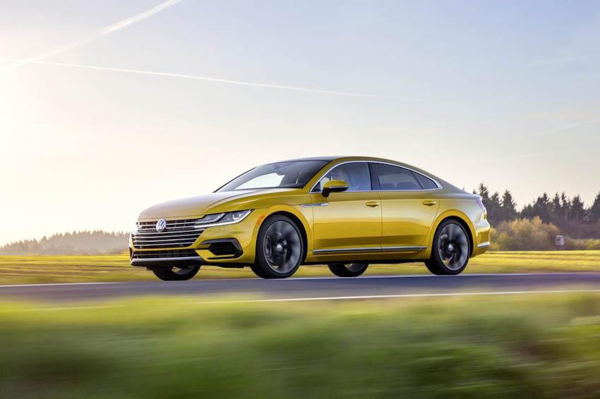 Volkswagen quyên góp Arteon bản cao cấp nhất làm từ thiện tại Pebble Beach