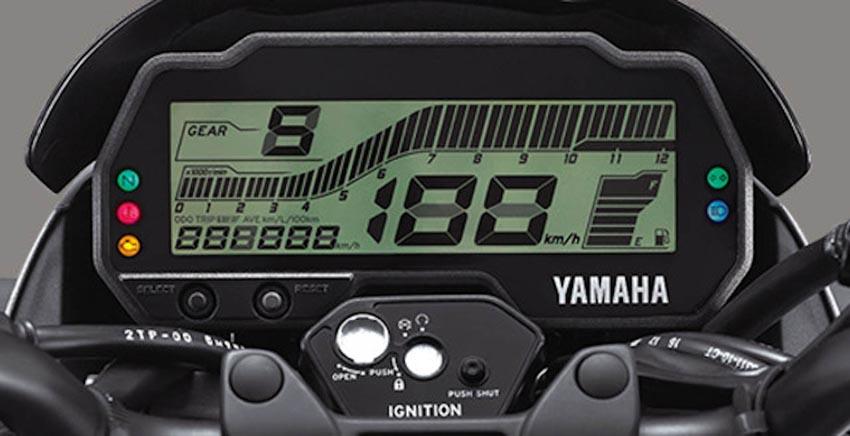 Yamaha Vixion 2018 phiên bản thể thao Vixion R