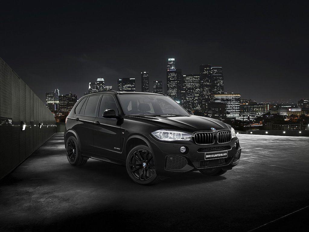 BMW X5 phiên bản đặc biệt cuối cùng Black và White, giá khởi điểm từ 2.27 tỷ
