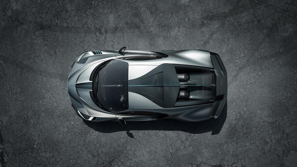 """Vừa chính thức ra mắt với giá 5,8 triệu USD, 40 chiếc Bugatti Chiron Divo đã """"cháy hàng"""""""