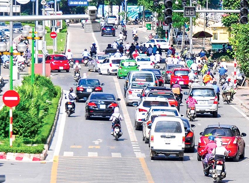 Đề xuất luật hóa quy định chủ xe ô tô phải có tài khoản ngân hàng