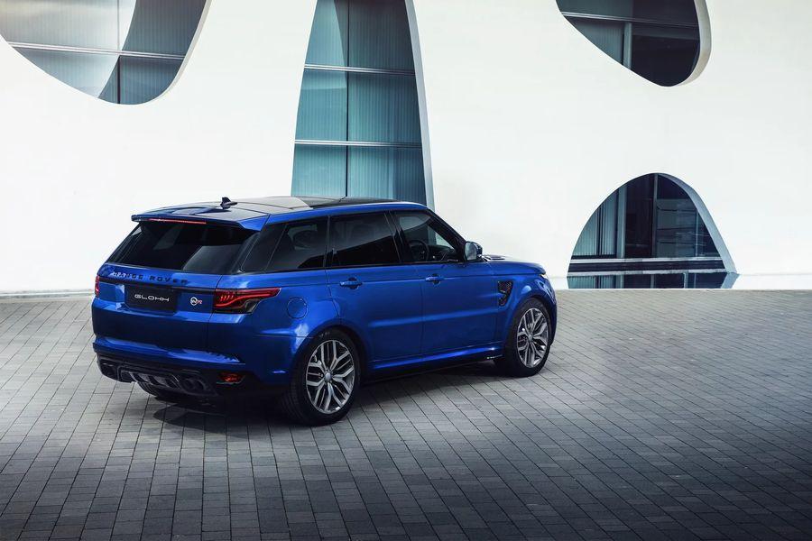Hệ thống đèn hậu hiện đại cho Range Rover Sport từ Glohh