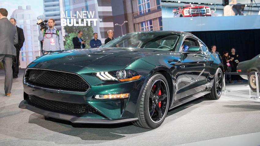 Kế hoạch sản xuất Ford Mustang thế hệ tiếp theo bị lùi lại một năm