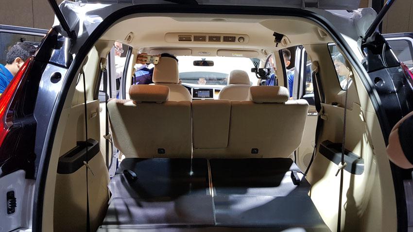 Mẫu xe 7 chỗ Mitsubishi Xpander giá từ 550 triệu đồng-13