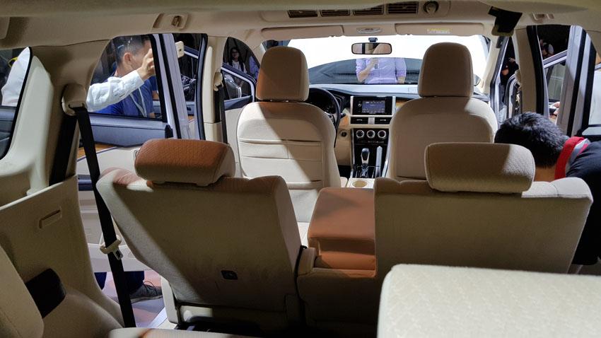 Mẫu xe 7 chỗ Mitsubishi Xpander giá từ 550 triệu đồng-11