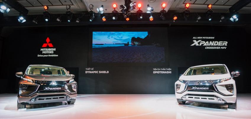 Mẫu xe 7 chỗ Mitsubishi Xpander giá từ 550 triệu đồng-19