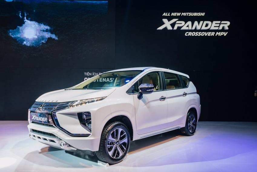 Mẫu xe dành cho gia đình Mitsubishi Xpander