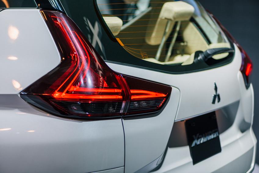 Mẫu xe 7 chỗ Mitsubishi Xpander giá từ 550 triệu đồng-8