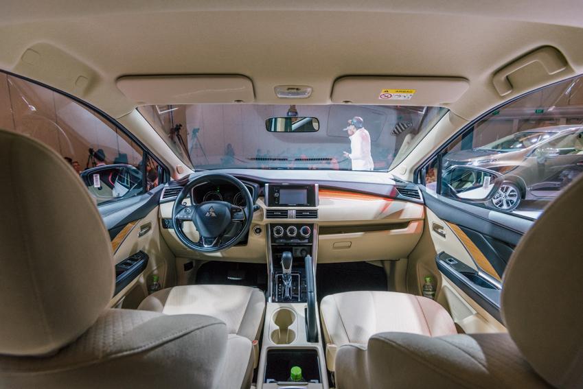 Mẫu xe 7 chỗ Mitsubishi Xpander giá từ 550 triệu đồng-4