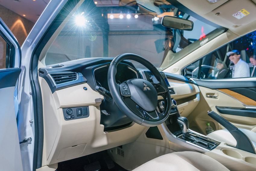 Mẫu xe 7 chỗ Mitsubishi Xpander giá từ 550 triệu đồng-5