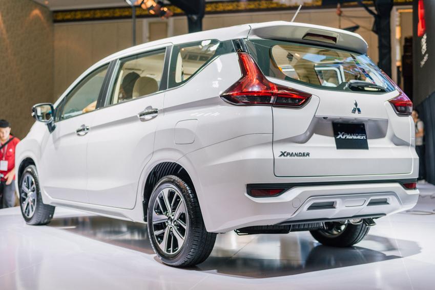 Mẫu xe 7 chỗ Mitsubishi Xpander giá từ 550 triệu đồng-9