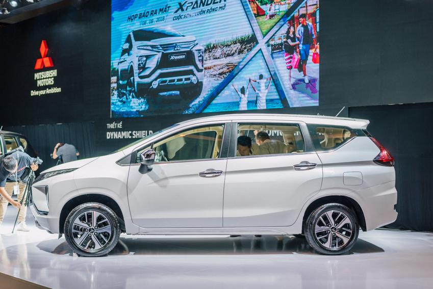 Mẫu xe 7 chỗ Mitsubishi Xpander giá từ 550 triệu đồng-10