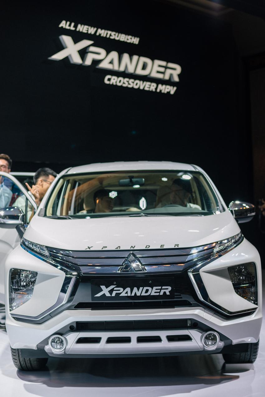 Mẫu xe 7 chỗ Mitsubishi Xpander giá từ 550 triệu đồng-6