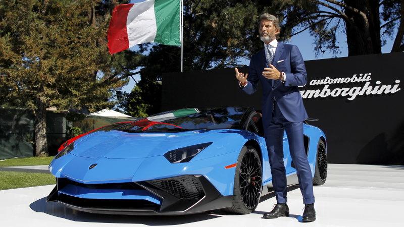 Trò chuyện với Stephan Winkelmann: 11 năm nâng tầm thương hiệu Lamborghini