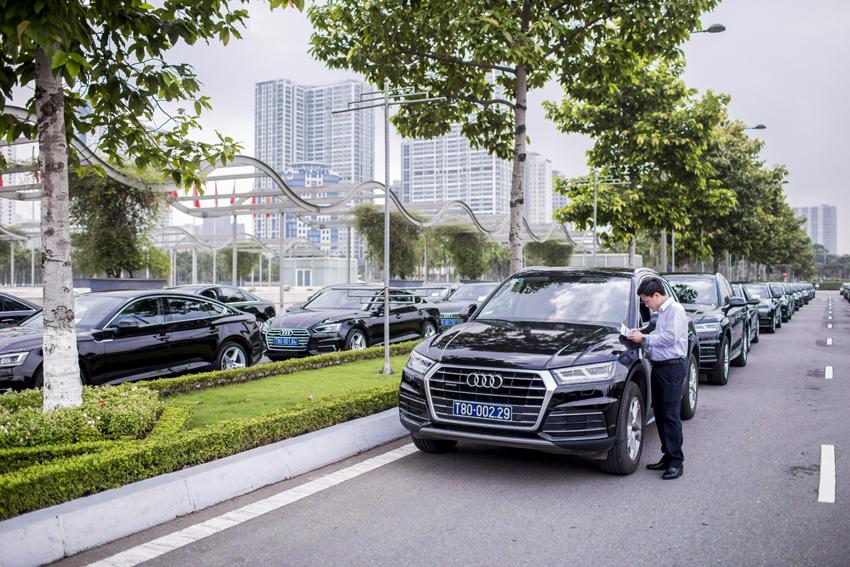 Audi Việt Nam đồng hành cùng Diễn đàn Kinh tế Thế giới về ASEAN (WEF)