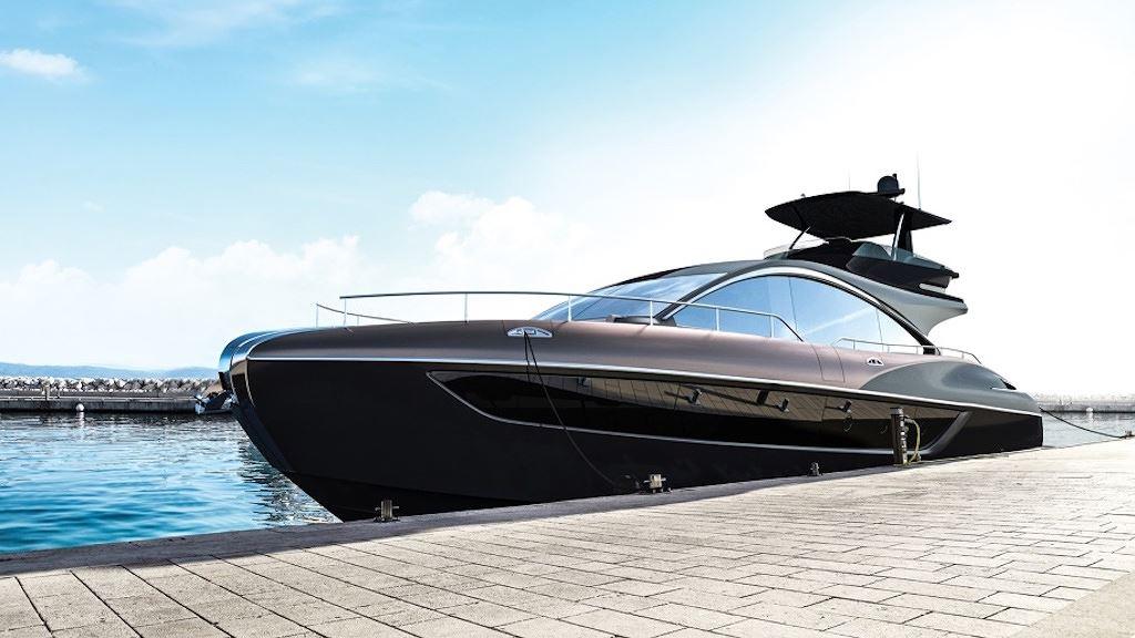 """Lexus """"ra khơi"""" với du thuyền siêu sang Lexus LY 650"""