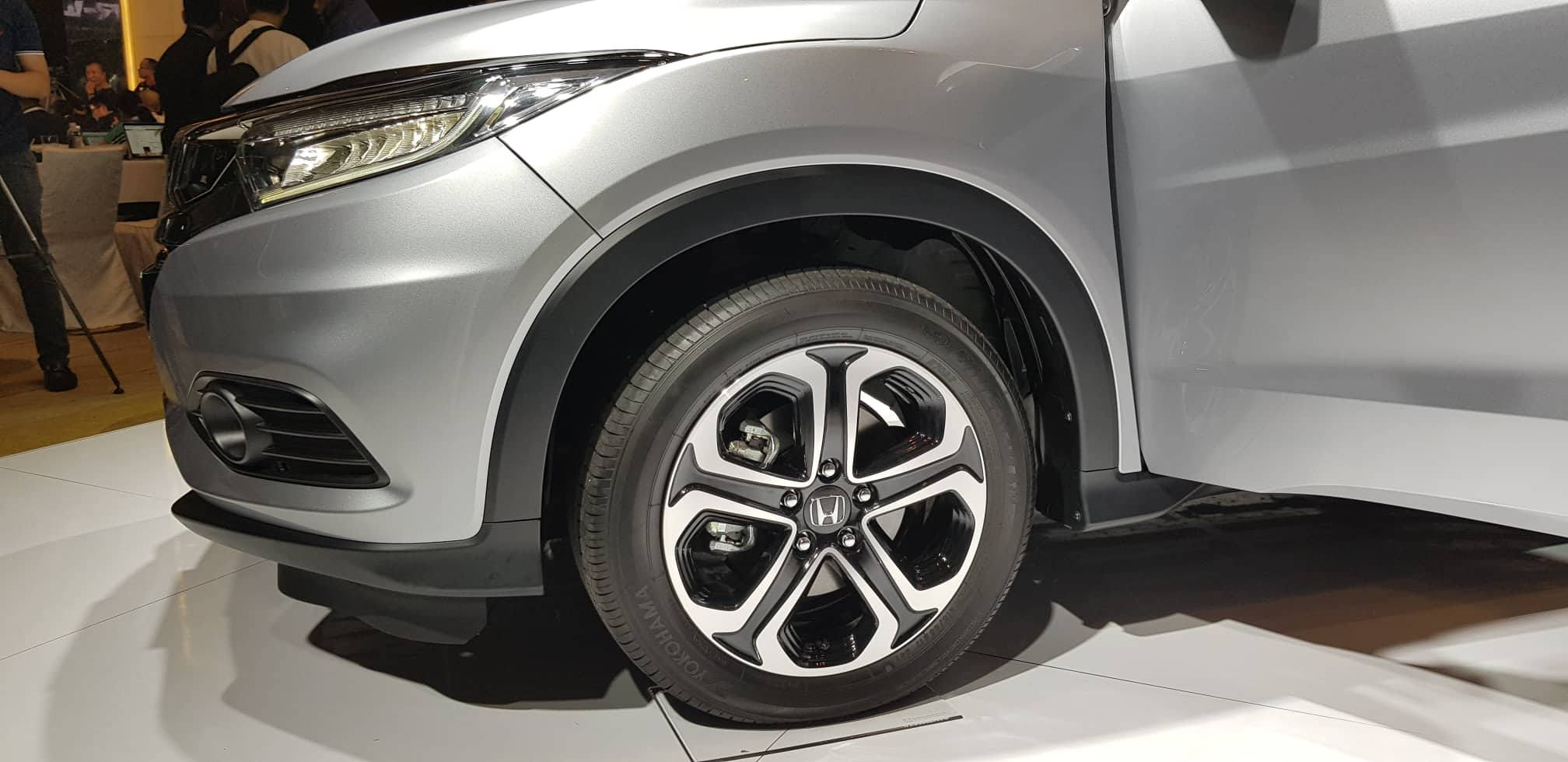 Honda HR-V hoàn toàn mới chính thức vén màn tại Việt Nam, giá từ 786 triệu đồng