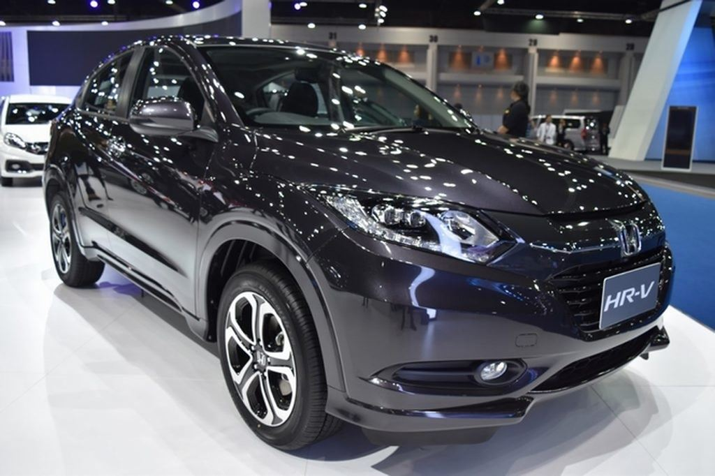 Honda HR-V chốt lịch ra mắt tại Việt Nam vào ngày 18-9
