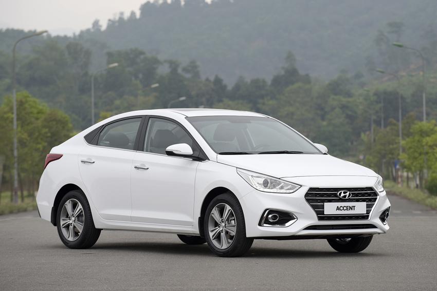 Bộ đôi Hyundai Grand i10 và Accent dẫn đầu Hyundai Thành Công hút khách tháng 8
