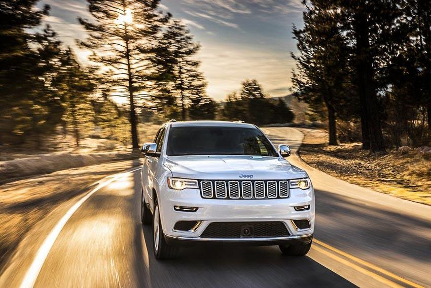 Jeep Grand Cherokee 2019 cải tiến công nghệ an toàn, bổ sung phiên bản Limited X