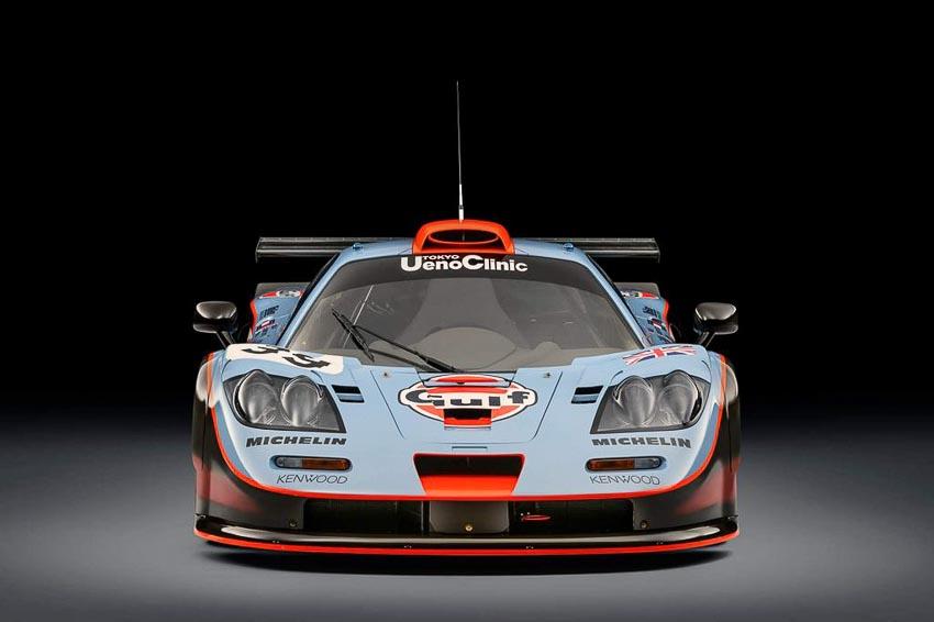 MSO phục hồi McLaren F1 GTR Longtail 25R