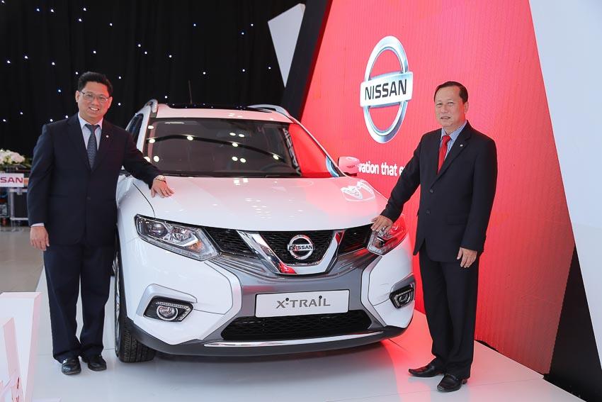Nissan X-Trail V-Series giá 991 triệu đồng