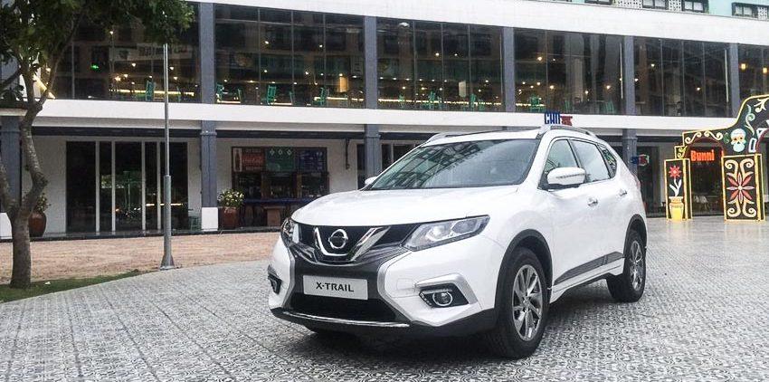Nissan X-Trail V-series phiên bản mới