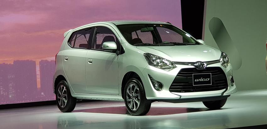 Toyota Wigo đã gây chấn động khi chiếm giữ vị trí á quân tháng.